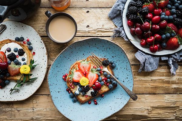 Gezond eten moet ook lekker zijn