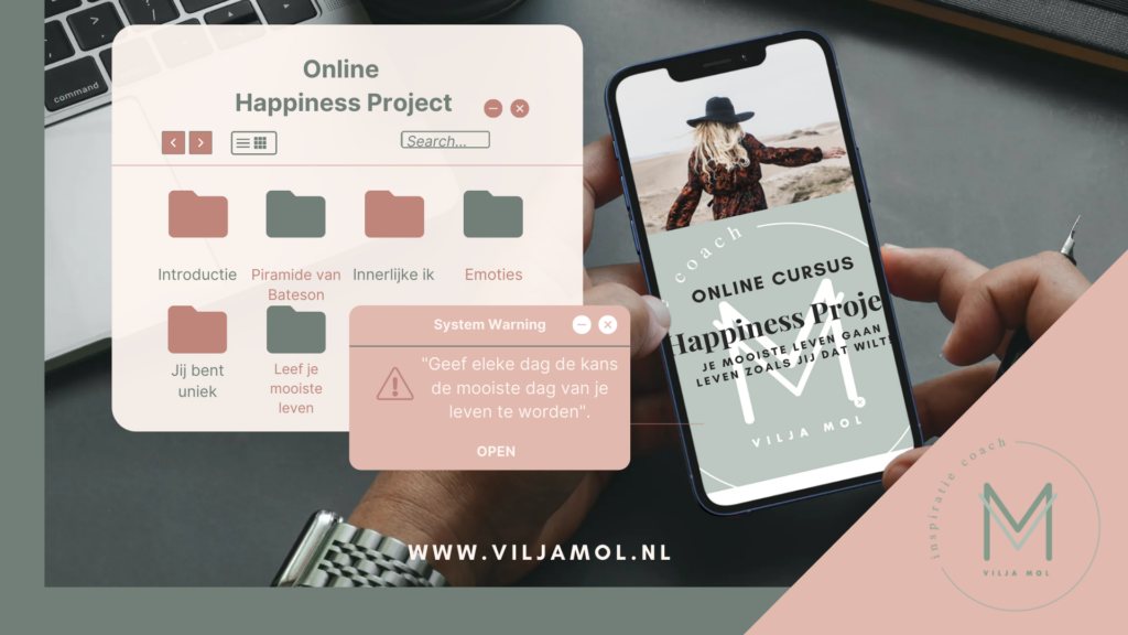 Online Happiness Project